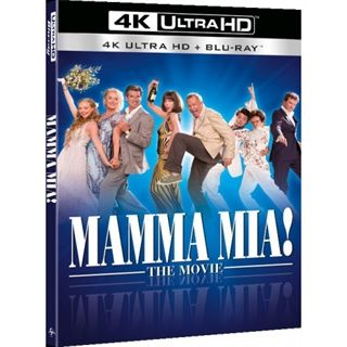 Mamma Mia - 4K Ultra HD Blu-Ray