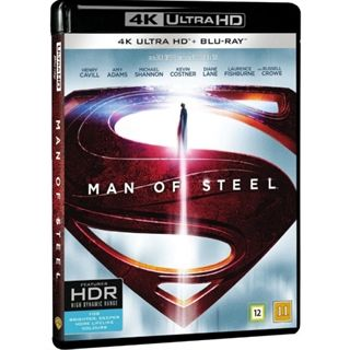 Man Of Steel - 4K Ultra HD Blu-Ray