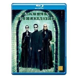 The Matrix Reloaded Blu-Ray
