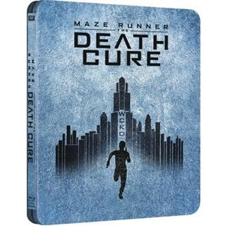 Maze Runner 3 - The Death Cure - Steelbook Blu-Ray