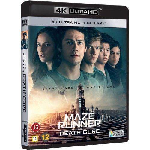 Maze Runner 3 - The Death Cure - 4K Ultra HD Blu-Ray