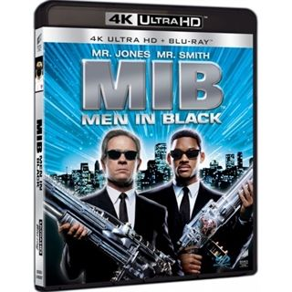 Men In Black - 4K Ultra HD Blu-Ray