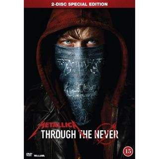 Metallica - Through The Never Blu-Ray