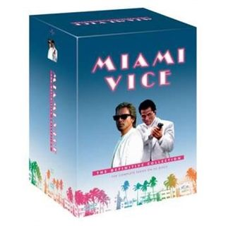 Miami Vice - Complete Box