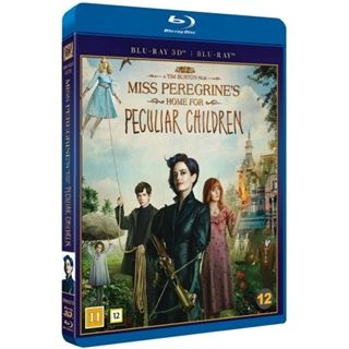 Miss Peregrines Home For Peculiar Children 3D BD