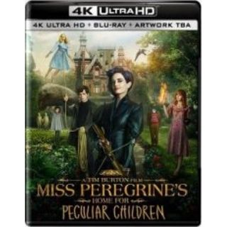 Miss Peregrines Home For Peculiar Children 4K Ultra HD
