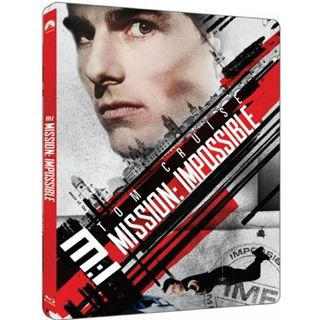 Mission Impossible 1 - Steelbook Blu-Ray