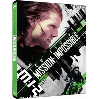 Mission Impossible 2 - Steelbook Blu-Ray