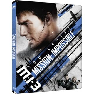 Mission Impossible 3 - Steelbook Blu-Ray