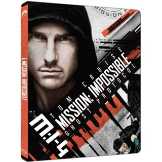 Mission Impossible 4 - Ghost Protocol - Steelbook Blu-Ray