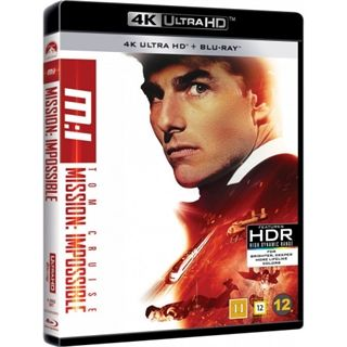 Mission Impossible 1 - 4K Ultra HD Blu-Ray
