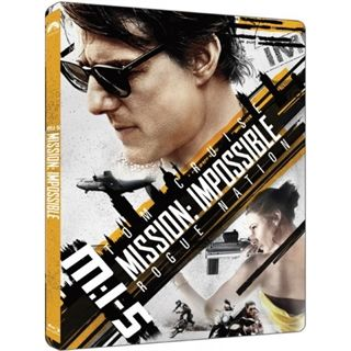 Mission Impossible 5 - Rogue Nation - Steelbook Blu-Ray