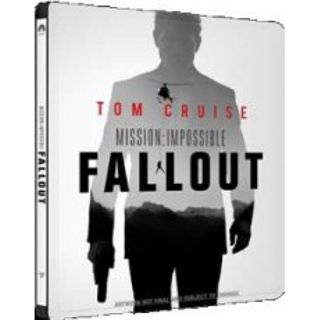 Mission Impossible 6 - Fallout - Steelbook Blu-Ray