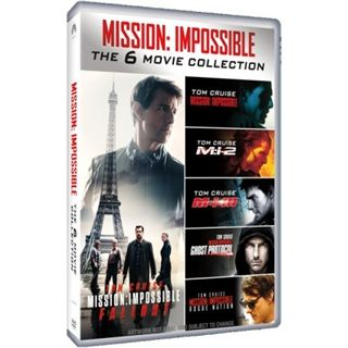 Mission Impossible 1-6 - Box