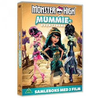 Monster High - Mummy Adventures Box