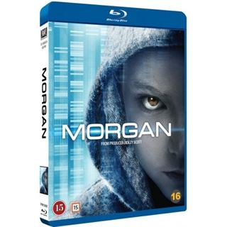 Morgan Blu-Ray