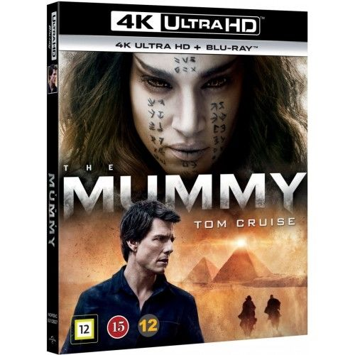 The Mummy 4K Ultra HD Blu-Ray