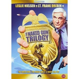 The Naked Gun 1-3 Box