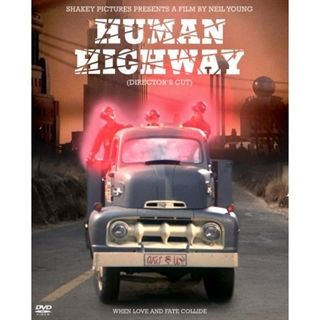 Niel Young - Human Highway Blu-Ray