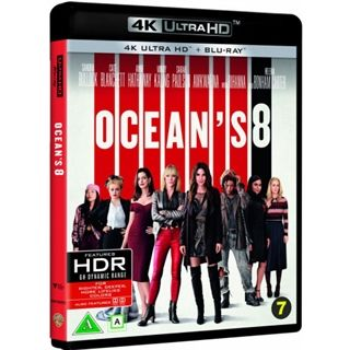 Ocean's 8 - 4K Ultra HD Blu-Ray