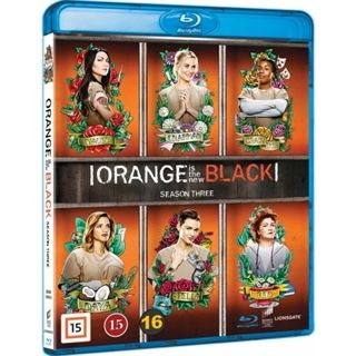 Orange Is The New Black - Season 3 Blu-Ray