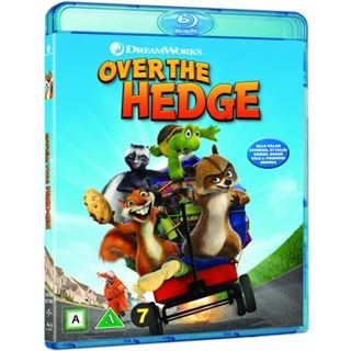 Over hækken Blu-Ray