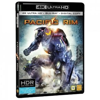 Pacific Rim - 4K Ultra HD Blu-Ray