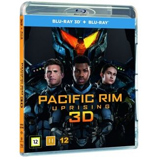 Pacific Rim - Uprising 3D Blu-Ray