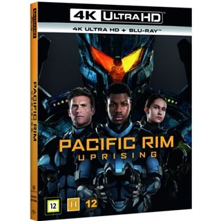 Pacific Rim - Uprising - 4K Ultra HD Blu-Ray