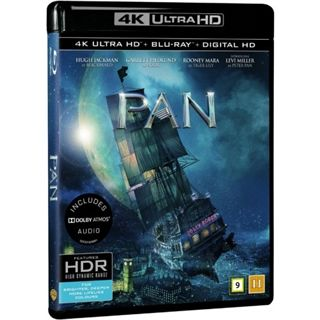 Pan - 4K Ultra HD Blu-Ray