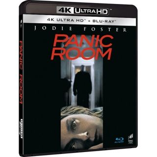 Panic Room - 4K Ultra HD Blu-Ray