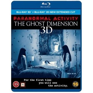 Paranormal Activity 6 - 3D Blu-Ray