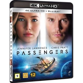 Passengers - 4K Ultra HD Blu-Ray