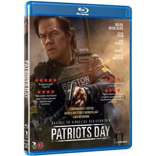 Patriots Day Blu-Ray