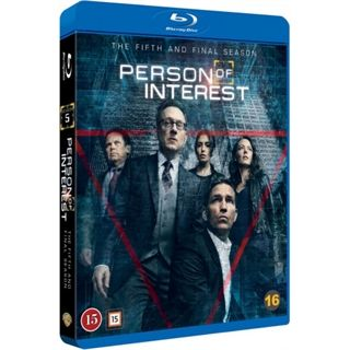 Person Of Interest - Season 5 Blu-Ray