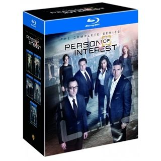 Person Of Interest - Season 1-5 Blu-Ray