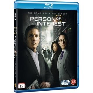 Person Of Interest - Season 1 Blu-Ray