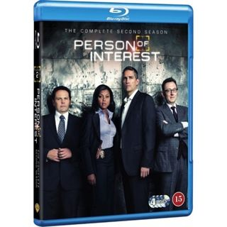 Person Of Interest - Season 2 Blu-Ray