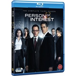 Person Of Interest - Season 3 Blu-Ray