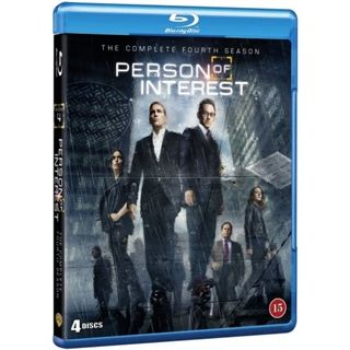 Person Of Interest - Season 4 Blu-Ray