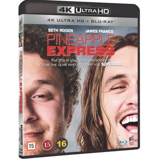 Pineapple Express - 4K Ultra HD Blu-Ray
