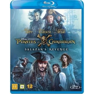 Pirates Of The Caribbean - Salazar's Revenge Blu-Ray