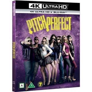 Pitch Perfect - 4K Ultra HD Blu-Ray