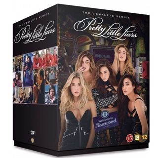 Pretty Little Liars - Season 1-7