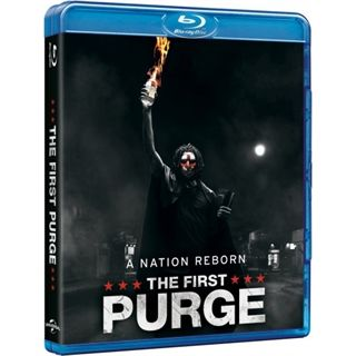 The Purge 4 - The First Purge Blu-Ray