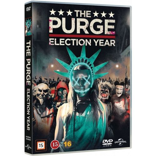 The Purge 3 - Election Year