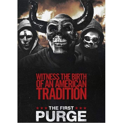 The Purge 4 - The First Purge - 4K Ultra HD Blu-Ray