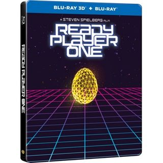 Ready Player One - 3D Steelbook Blu-Ray