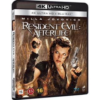 Resident Evil - Afterlife - 4K Ultra HD Blu-Ray