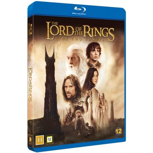 Ringenes Herre - De To Tårne Blu-Ray - Theatrical Cut